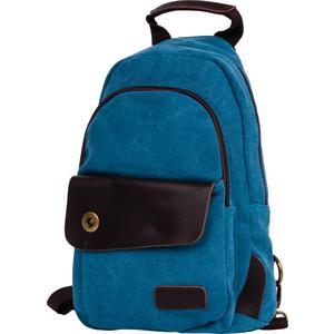 Рюкзак дорожный Polar П2062-04 синий брезент