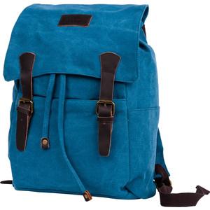 Рюкзак дорожный Polar П3302-04 синий брезент
