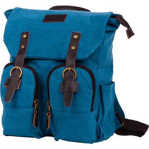 Рюкзак дорожный Polar П3788-04 синий брезент
