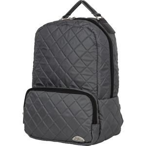 Рюкзак городской Polar П7070-06 серый из стежки цена и фото