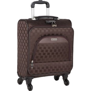 Сумка дорожная Polar П7106 коричневый Пилот сумка дорожная polar цвет коричневый 34 л 7015 5