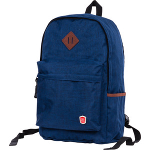 Рюкзак городской Polar 16009 темно-синий рюкзак городской t tiger collection разм 46x29x17см анат спинка темно синий коричневый