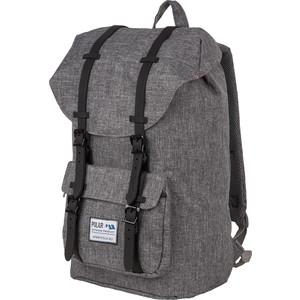 Рюкзак городской Polar 17211 Grey