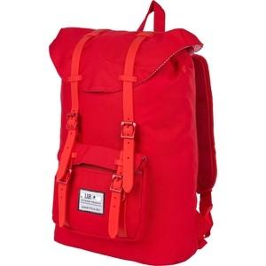 Рюкзак городской Polar 17211 Red polar f55 red velvet