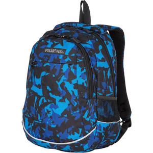 Рюкзак городской Polar 18302 D.Blue