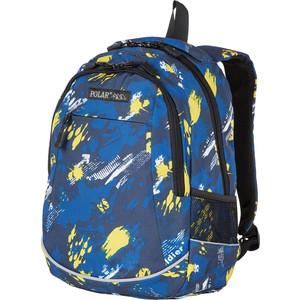 Рюкзак городской Polar 18302 Yellow/D.Blue рюкзак городской polar 18301 d blue