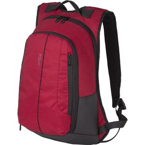 Рюкзак городской Polar К9072 Red USB раздвижной