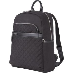 Рюкзак городской Polar К9276 Black USB женский рюкзак городской dickies indianapolis charcoal black