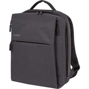 Рюкзак городской Polar П0053-05 Black рюкзак городской dickies indianapolis charcoal black