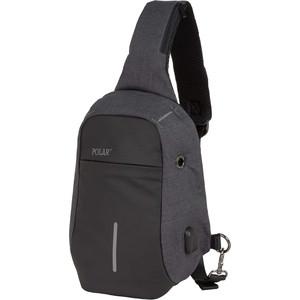 Рюкзак городской Polar П0075-05 Black рюкзак городской polar п0075 05 black