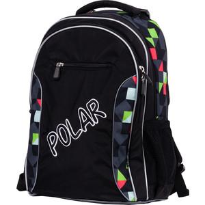 Рюкзак городской Polar П0082-05 черный