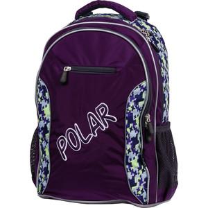 Рюкзак городской Polar П0082-29 фиолетовый