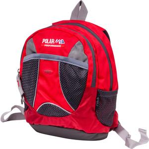 Рюкзак дорожный Polar П1512-01 красный дет.сад