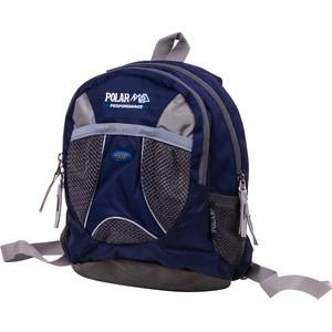 Рюкзак дорожный Polar П1512-04 синий дет.сад стилус polar pp001