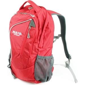 Рюкзак дорожный Polar П1521-01 красный стилус polar pp001