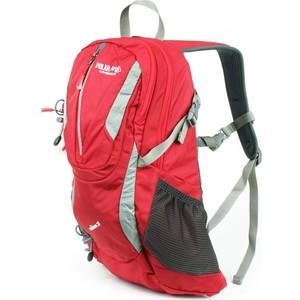 Рюкзак дорожный Polar П1535-14 бордовый цена и фото