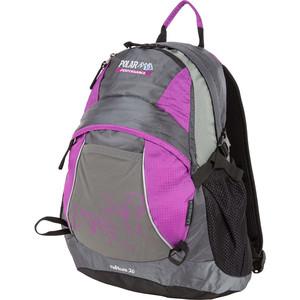 цены на Рюкзак дорожный Polar П1563-29 фиолетовый  в интернет-магазинах