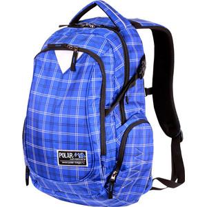 Рюкзак дорожный Polar П1572-10 синий