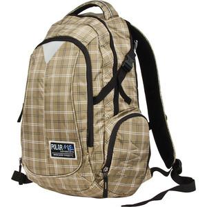 Рюкзак дорожный Polar П1572-13 бежевый