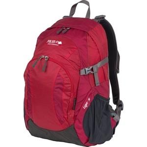 Рюкзак дорожный Polar П1606-01 красный