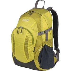 Рюкзак дорожный Polar П1606-03 желтый