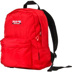 Рюкзак дорожный Polar П1611-01 красный Эконом
