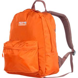 Рюкзак дорожный Polar П1611-02 оранжевый Эконом