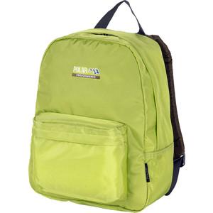 Рюкзак дорожный Polar П1611-03 желтый Эконом