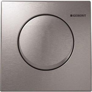 Ручной пневмопривод смыва Geberit Hytouch Mambo для писсуара полированная нержавеющая сталь (116.013.FW.1)