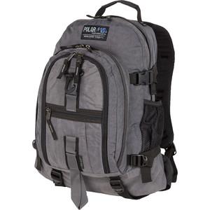 Рюкзак дорожный Polar П1955-06 т.серый