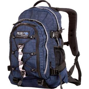Рюкзак со шнурками Polar П1956-04 синий со шнурками рюкзак мужской quiksilver everydaypostemb m eqybp03501 bng0 королевский синий