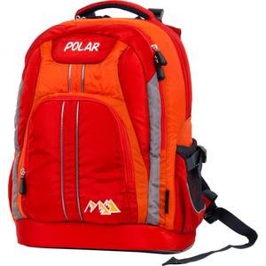 Рюкзак дорожный Polar П221-02 оранжевый