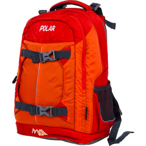 Рюкзак дорожный Polar П222-02 оранжевый