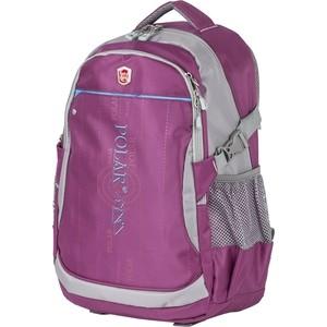 Рюкзак городской Polar П5108-17 розовый рюкзак polar polar po001buuiu53
