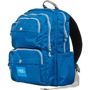 Рюкзак молодежный Polar П6009-04 синий рюкзак мужской quiksilver everydaypostemb m eqybp03501 bng0 королевский синий
