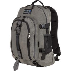 Рюкзак молодежный Polar П955Ж-06 т.серый