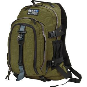 Рюкзак молодежный Polar П955Ж-08 хаки рюкзак polar polar po001buuiu53