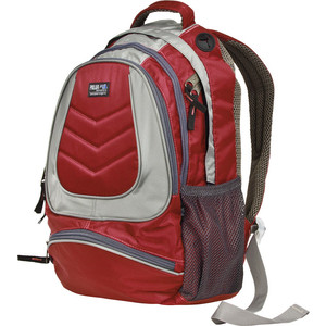 Рюкзак городской Polar ТК1009-01 Red красный