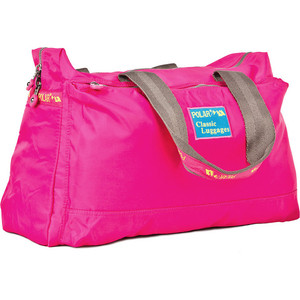 купить Сумка дорожная Polar П1288-17 pink (розовый) большая по цене 2854.3 рублей
