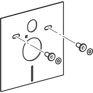 Звукоизоляция Geberit для инсталляций (156.050.00.1)