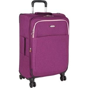 Чемодан Polar Р18А08 (3-ой) фиолетовый (19) малый тканевый облегченный (PS18A08) стилус polar pp001