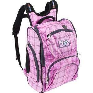 Рюкзак школьный Polar П3065А-17 розовый Школа+ноутбук 5-10 класс Ergo-Comfort