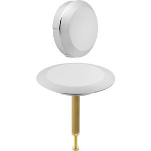 Набор для слива-перелива Geberit поворотная ручка и крышка сливного отверстия ванны, хром (150.221.21.1)