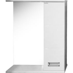 Зеркало-шкаф Меркана Руно 50 белый (34185)