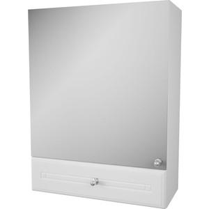 Зеркальный шкаф Меркана Валенсия 50 белый (2-104-000-О)