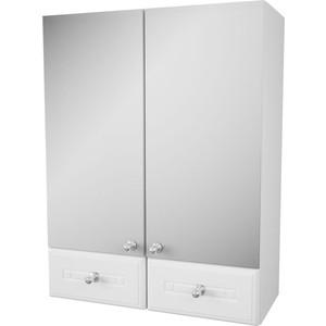 Зеркальный шкаф Меркана Валенсия 50 белый (2-103-000-О)