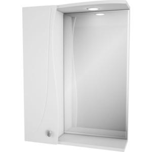 Зеркало-шкаф Меркана Тенерифе 46 с подсветкой, белый (2-126-000-S) авиабилеты на тенерифе