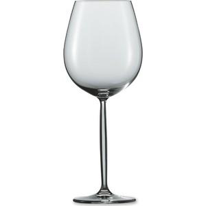 Набор бокалов для красного вина 480 мл 6 шт Schott Zwiesel Diva (104 095-6) цена