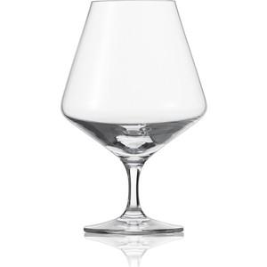 Набор бокалов для коньяка 616 мл 6 шт Schott Zwiesel Pure (113 756-6) цена 2017