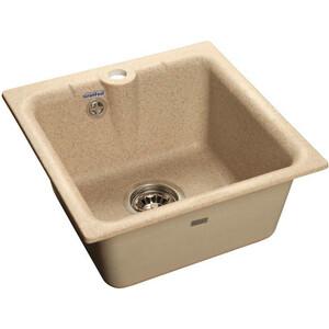 Кухонная мойка GranFest Practic GF-P420 песок